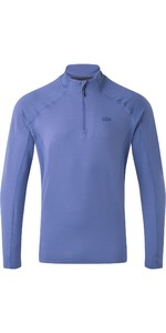2020 Gill Mens Heybrook Zip Top 1106 - Ocean
