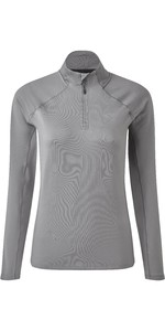 2020 Gill Womens Heybrook Zip Top 1106W - Storm