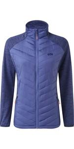 2021 Gill Womens Penryn Hybrid Jacket 1109W - Ocean
