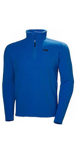 2021 Helly Hansen Mens Daybreaker 1/2 Zip Fleece 50844 - Electric Blue