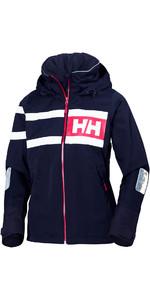 2020 Helly Hansen Womens Salt Power Sailing Jacket 36279 - Navy