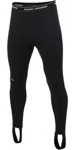 2020 Magic Marine Mens Bipoly Pants / Trousers Hydrophobic 180016 - Black
