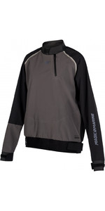 2020 Magic Marine Mens Racing Spraytop 180024 - Black