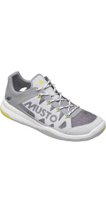 2021 Musto Dynamic Pro II Sailing Shoes 82026 - Platinum