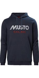 2021 Musto Hoodie 82021 - Navy