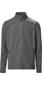 2020 Musto Mens Corsica 100GM 1/2 Zip Fleece 82061 - Dark grey