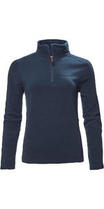 2021 Musto Womens Corsica 100GM 1/2 Zip Fleece 82062 - Navy