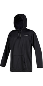 2020 Mystic Mens Chiller Hooded Quick Dry Top Long Sleeve CHHLS - Black
