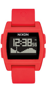 2020 Nixon Base Tide Watch A1104 - Red
