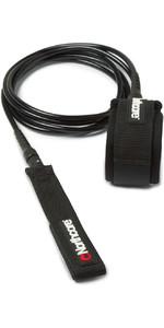 2020 Northcore 6mm Surfboard Leash 6FT NOCO54B - Black