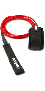 2021 Northcore 6mm Surfboard Leash 6FT NOCO54D - Red