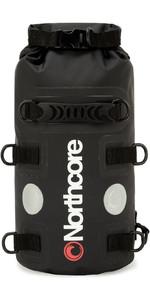 2020 Northcore Dry Bag 20L Back Pack NOCO67BB - Black