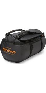 2020 Northcore Duffel Bag 110L NOCO123CB - Black / Orange
