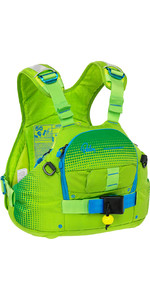 2020 Palm Nevis 70N Whitewater Buoyancy Aid 12132 - Lime / Mint