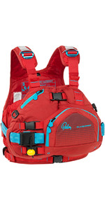 2020 Palm Womens Extrem 50N Buoyancy Aid 12370 - Flame / Chilli