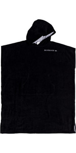 2020 Quiksilver Hoody Towel Change Robe EQYAA03884 - Black