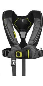 2021 Spinlock Deckvest 6D 170N Lifejacket DWLJH - Black