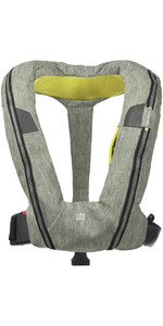 2021 Spinlock Deckvest LITE Lifejacket Harness DWLTE - Green