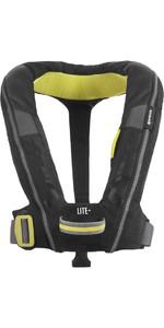 2021 Spinlock Deckvest LITE+ Lifejacket Harness DWLTHA - Black