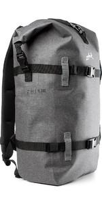 2021 Zhik 30L Dry Bag Backpack LGG0450 - Grey