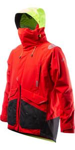 2021 Zhik Mens Apex Offshore Sailing Jacket JKT0450 Fire Red