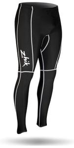 2020 Zhik Mens Hydrophobic Fleece Pants Pant400 - Black
