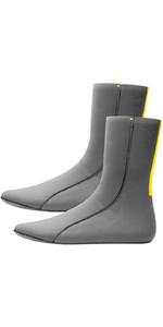 2020 Zhik SuperWarm Thermal Sock SOCK1100 - Grey