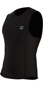 2021 Billabong Mens Absolute 2mm Wetsuit Vest W42M66 - Black