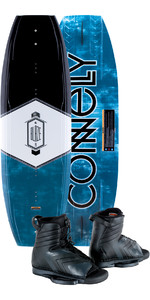 2021 Connelly Blaze 141cm Wakeboard w /   Optima Boot Package