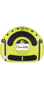 2021 Connelly Convertible Tapered Concave Deck Tube 67191007 - Yellow