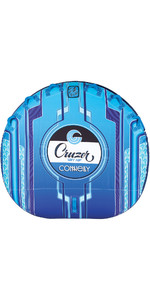 2021 Connelly Cruzer Soft Top Ultra Plush Concave Deck Tube 67190002 - Blue