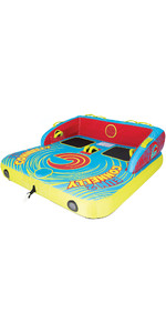 2021 Connelly Fun 2 Two Way Tow Tube 67180011 - Blue / Yellow