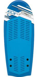 2021 Connelly Junior Kick Twin Tip BodyBoard / KneeBoard 65190044 - Blue
