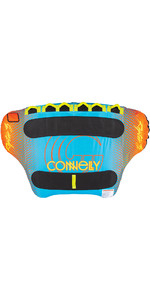 2021 Connelly Raptor 3 Winged Deck Tube 67191017 - Blue / Red