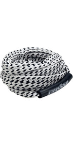 2021 Connelly Super Duty 6 Person Tube Rope 86000013 - White