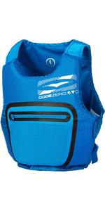2021 GuL Junior Code Zero Evo 50N Buoyancy Aid GM0379-A9 - Blue