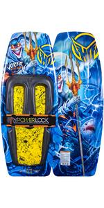 2021 HO Sports Joker Kneeboard H21JOK - Blue