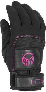 2021 HO Womens Pro Grip Glove - Black