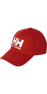 2021 Helly Hansen Baseball Cap 67434 - Alert Red