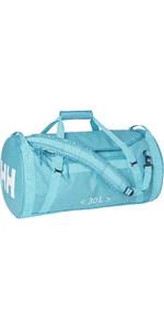 2021 Helly Hansen HH Duffel Bag 2 30L 68006 - Caribbean Sea