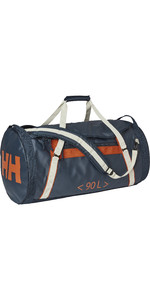 2021 Helly Hansen HH Duffel Bag 2 90L 68003 - Navy