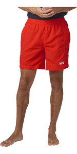 2021 Helly Hansen Mens Calshot Trunk 55693 - Alert Red
