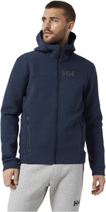 2021 Helly Hansen Mens HP Ocean FZ Jacket 30209 - Navy Melange