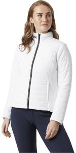 2021 Helly Hansen Womens Crew Insulator 2.0 Jacket 30239 - White