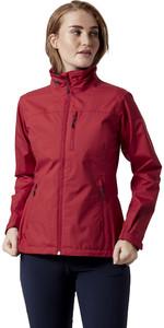 2021 Helly Hansen Womens Crew Jacket 30297 - Red