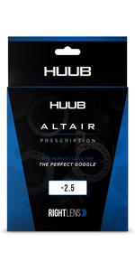 2021 Huub Altair Prescription Lens - Right Eye A2-ALPR - Clear