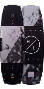 2021 Hyperlite Baseline Wakeboard H21BAS - Black / White