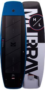 2021 Hyperlite Murray Wakeboard H21MUR - White