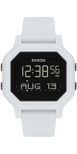 2021 Nixon Siren Surf Watch 100-00 - White