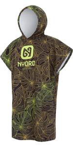 2021 Nyord Palms Change Robe / Poncho ACC0003 - Bronze